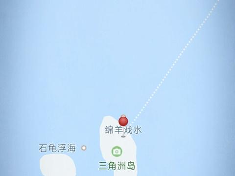 三角洲岛-潜水区旅游景点图片