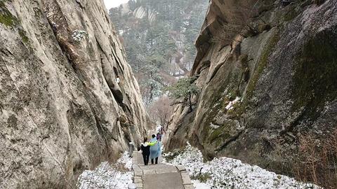 百尺峡的图片