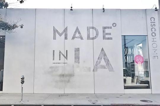 LA制造墙旅游景点图片