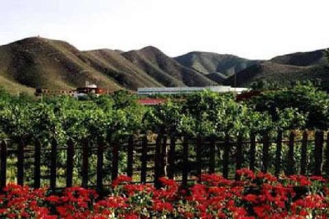 安利隆生态农业山庄