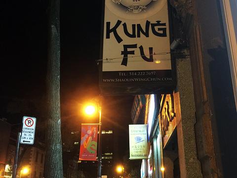 蒙特利尔唐人街旅游景点图片