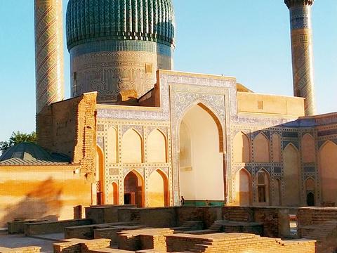 阿克萨莱宫旅游景点图片