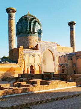Shahrisabz旅游图片