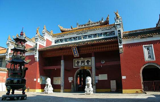 云门寺旅游景点图片