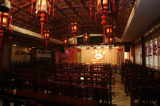 名流茶馆(古文化街店)旅游景点图片
