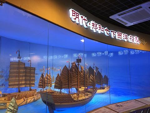 古船模型馆旅游景点图片