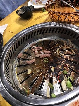 朝香木炭烧烤(新围堤道店)