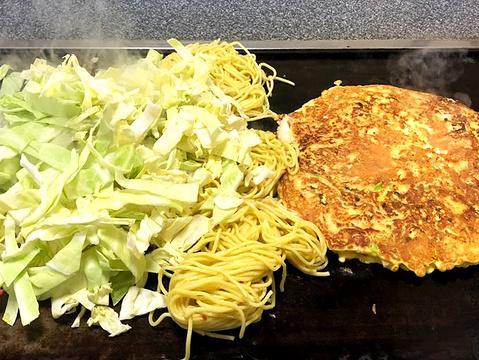 Okonomiyaki Jumbo
