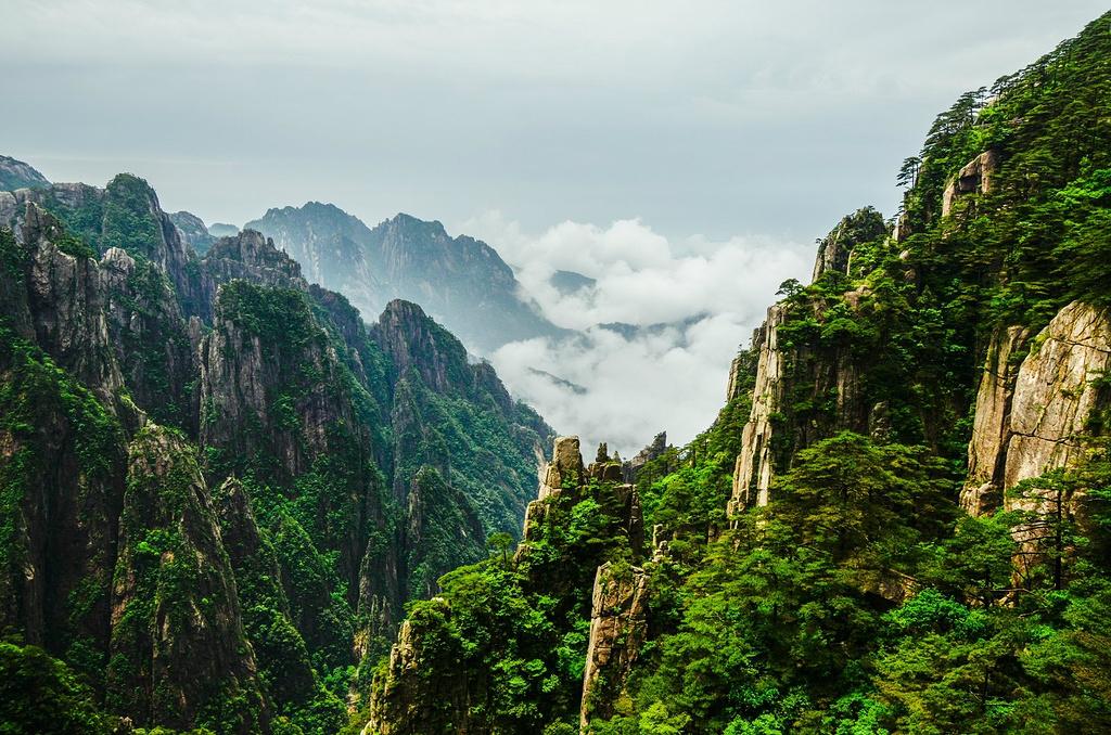 黄山精华爬山一日游