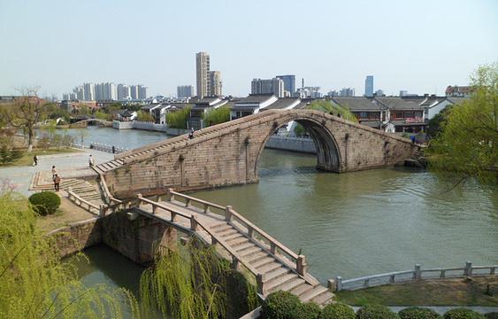 吴门桥旅游景点图片