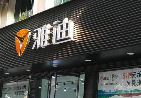 雅迪电动车(阳东合山镇分店)