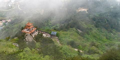 龟峰山风景区-观景台
