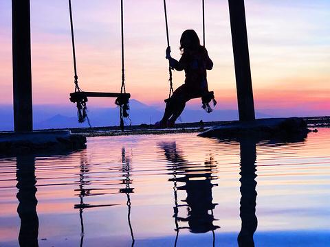 龙目岛旅游景点图片
