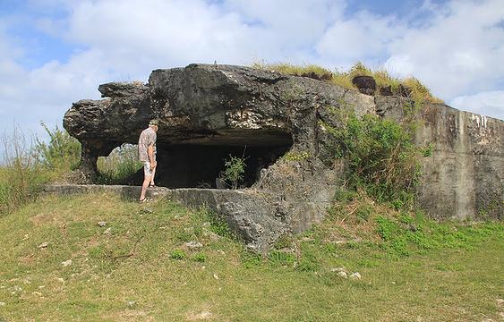 阿劲岗岬旅游景点图片