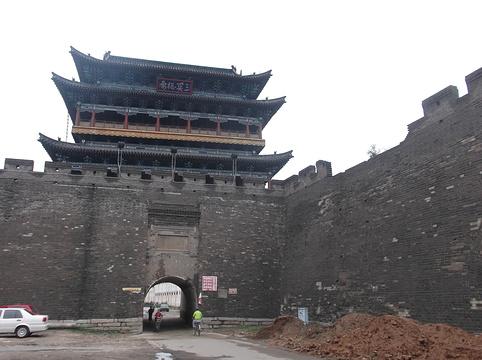 古城楼旅游景点图片