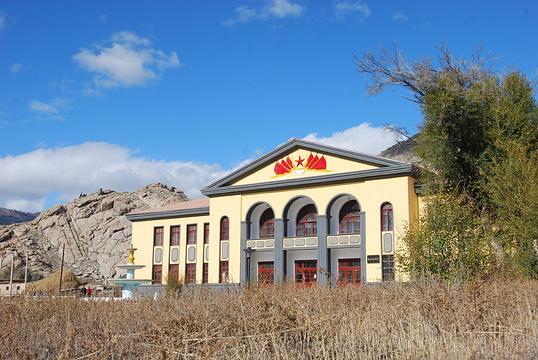 富蕴地质陈列馆旅游景点图片