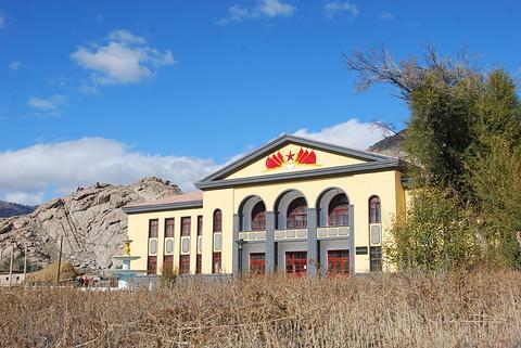 富蕴地质陈列馆