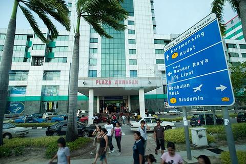 旺旺山商场