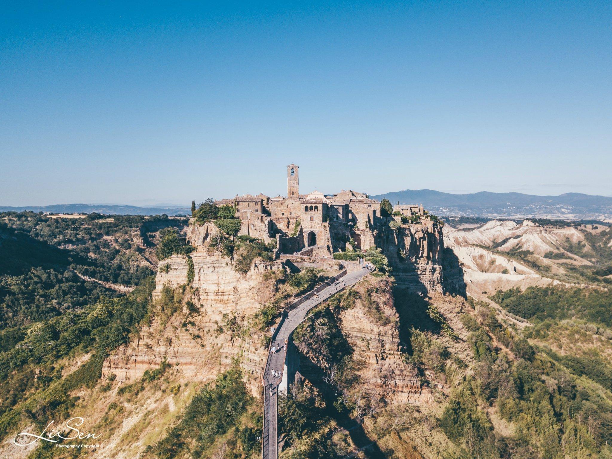 意大利南部10日线路
