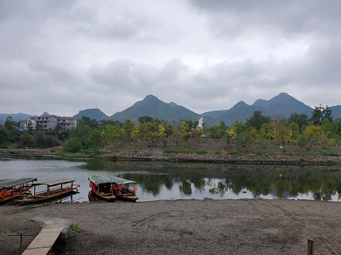 翠翠岛旅游景点图片