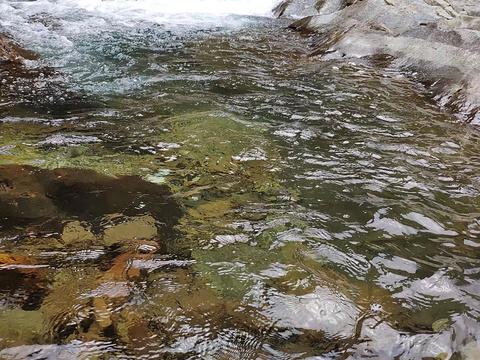 雷公山响水岩风景区旅游景点图片