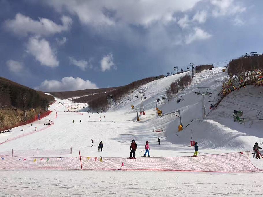 张家口崇礼滑雪2日线路