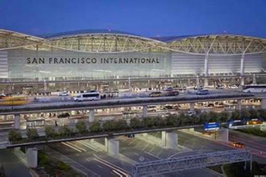 旧金山国际机场旅游景点图片