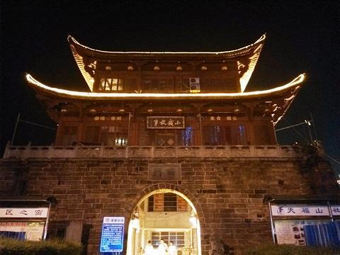 兰溪古城旅游景点图片
