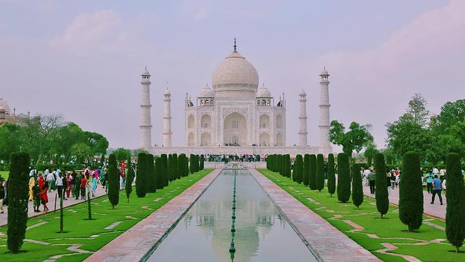 初遇印度 ● 走在华丽与贫穷的岔口,与信仰相伴、与热情共舞