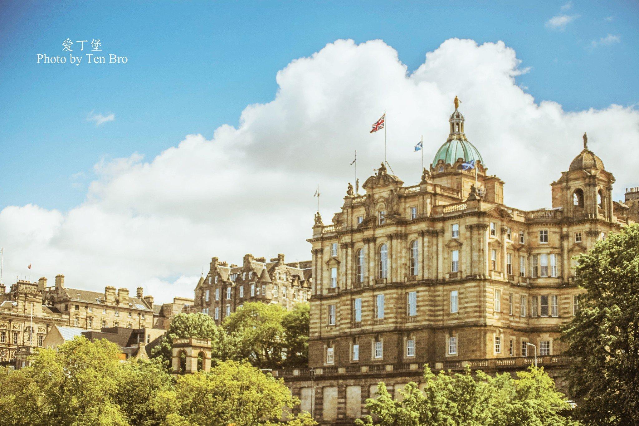 爱丁堡悠闲1日线路