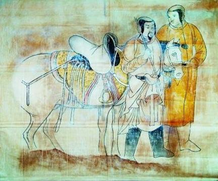 唐代单于大都护府遗址的图片