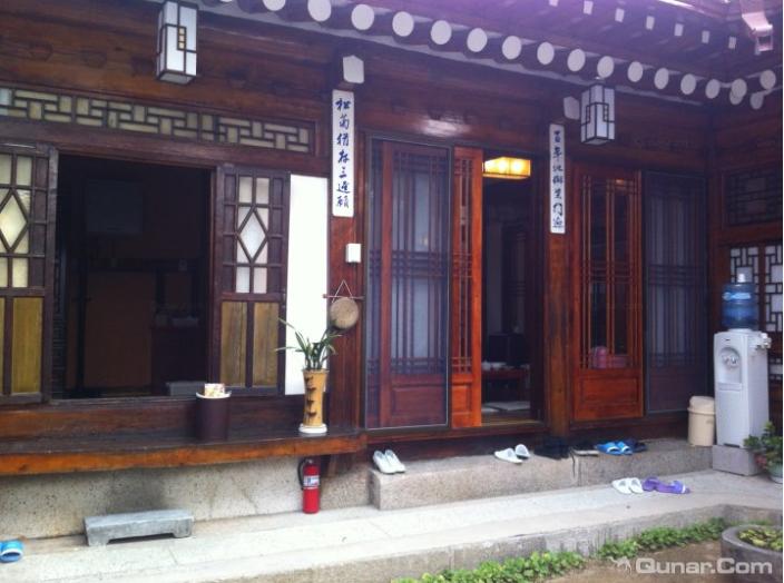 首尔古韵堂韩屋宾馆