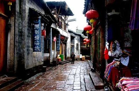 石板街(民间工艺一条街)的图片