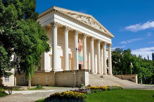国立博物馆旅游景点图片