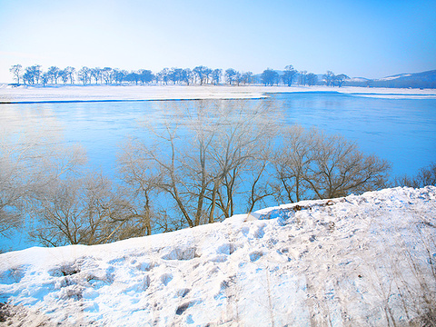 哈尔滨-亚布力-雪乡-长白山-雾凇岛7日游