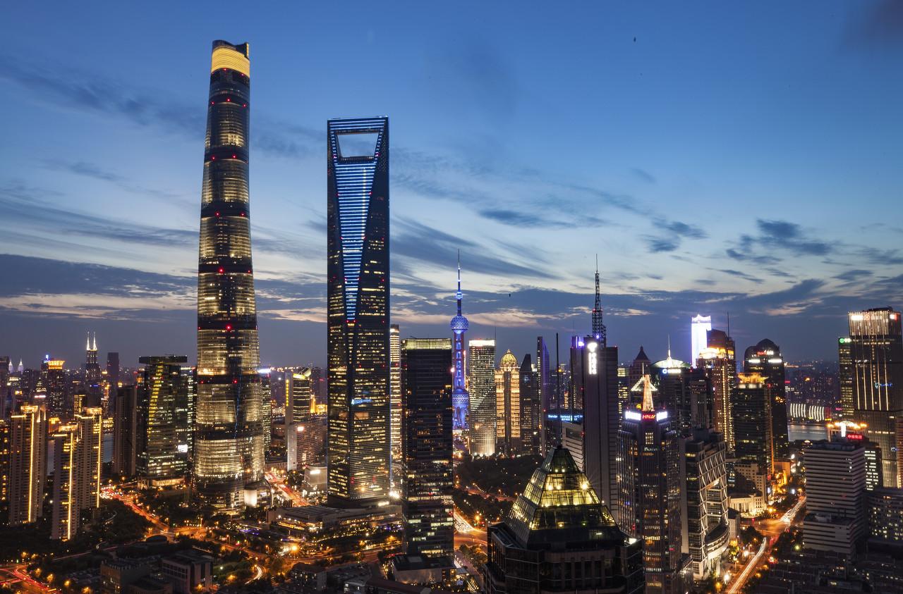上海经典4日线路