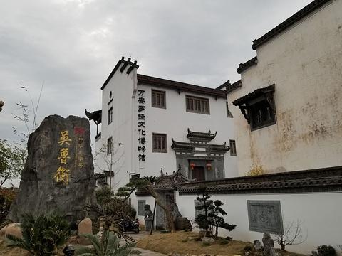 万安古镇旅游景点图片
