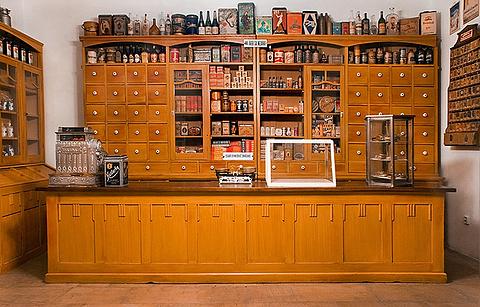 Obchod v Muzeu的图片