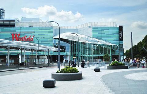 伦敦韦斯特菲尔德购物中心的图片