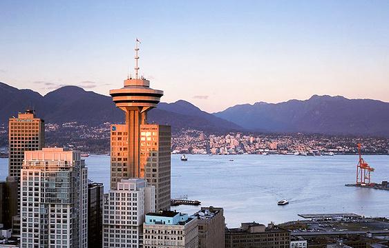 Top of Vancouver Revolving Restaurant旅游景点图片