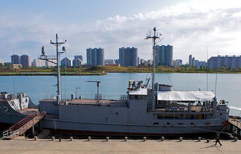 美国武装间谍船