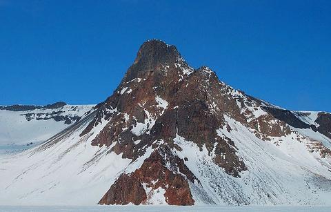 白云峰的图片