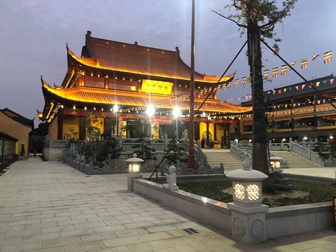 泗洲禅寺旅游景点图片
