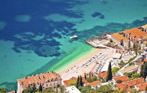 Banje海滩的图片