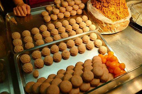 刘芋仔蛋黄芋饼