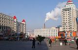 绥芬河边贸市场