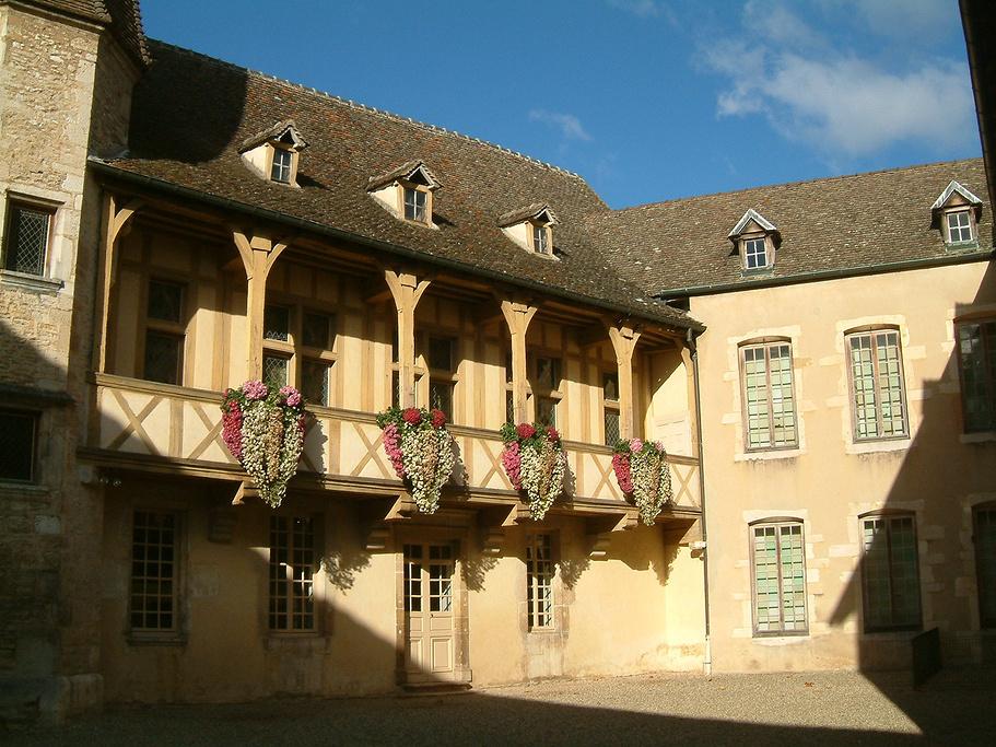 勃艮第葡萄酒博物馆
