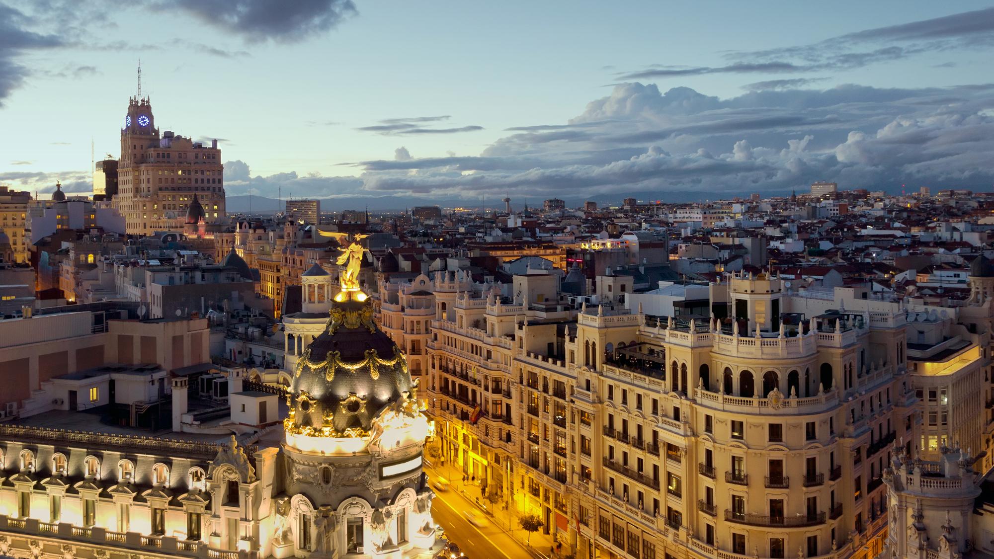 马德里经典2日线路