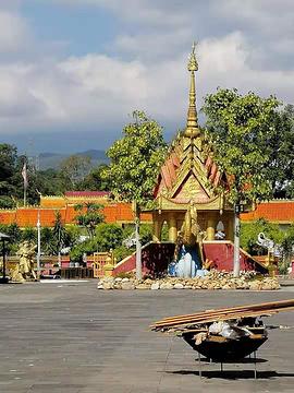 傣王宫遗址的图片