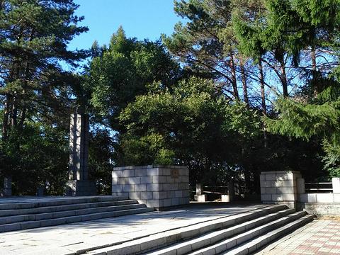 苏联海军英雄烈士纪念碑旅游景点图片